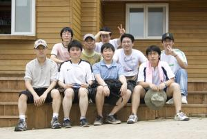 Picnic on Mt. Jiri on July 28-29 이미지